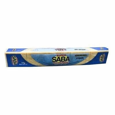 Bathroom Bully: Saba bar soap 800g (6pcs)
