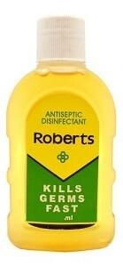 Bathroom Bully: Roberts antisepic 250ml 2pcs +100ml free
