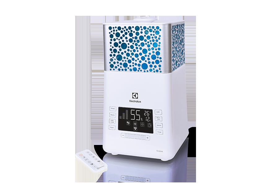 Ультразвуковой увлажнитель воздуха Electrolux EHU-3715D/3710D