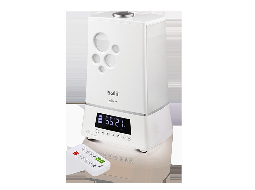 Ультразвуковой увлажнитель воздуха Ballu UHB-1100/UHB-1500 (AURA)
