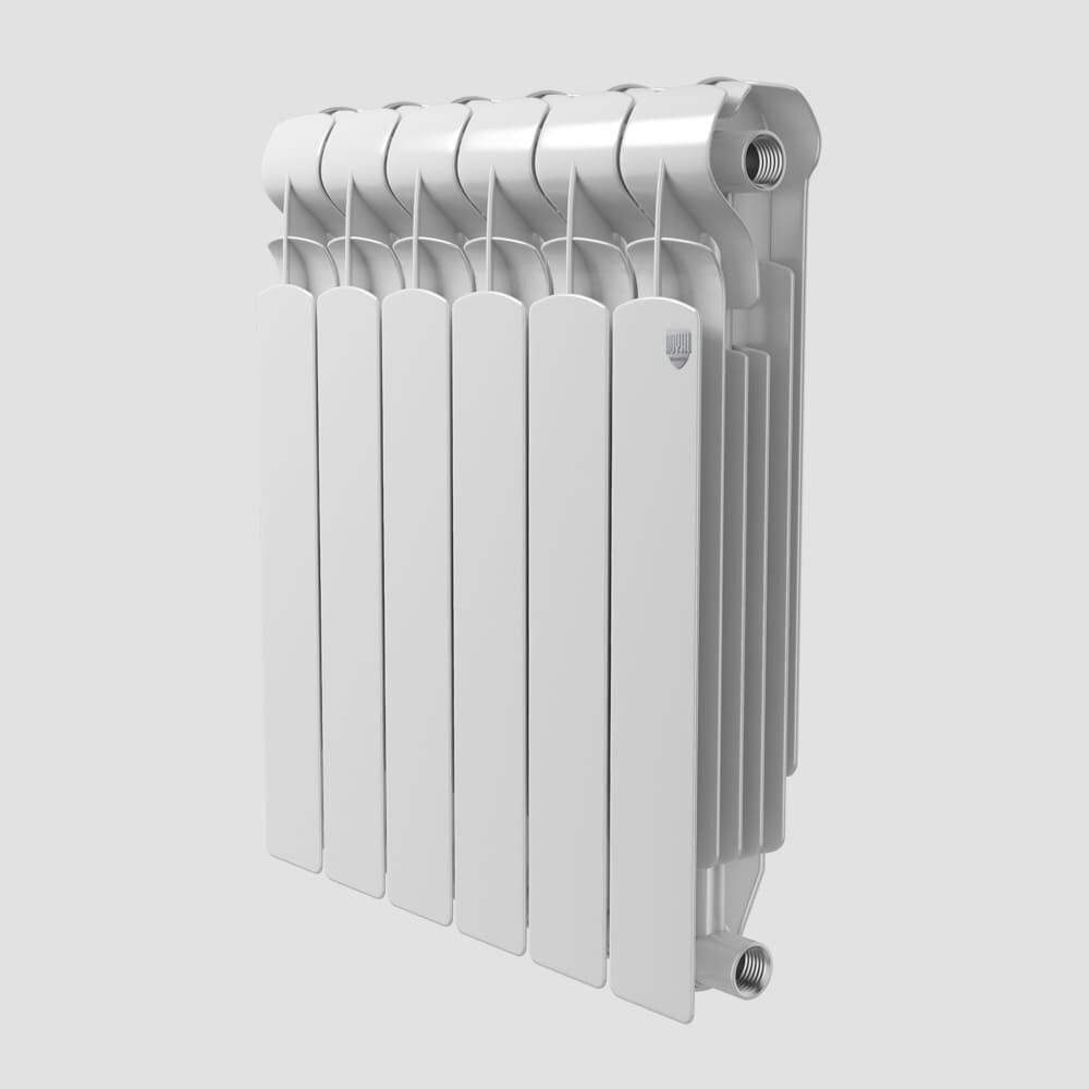Радиатор отопления биметаллический Royal Thermo Indigo Super Plus