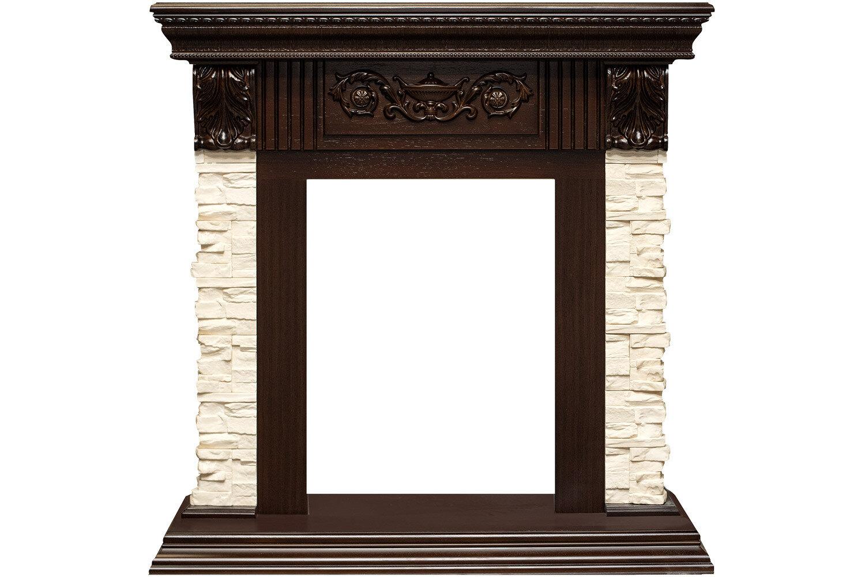 Портал Luxemburg (каменный) - Сланец/Темный дуб