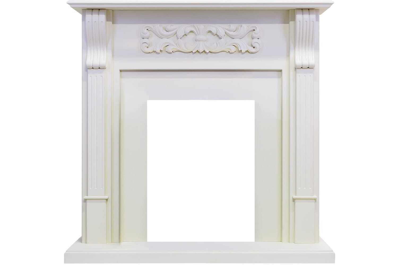 Портал Venice - Фактурный белый