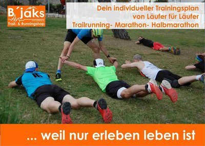 Trainingsbetreuung Monatlich