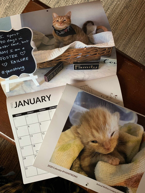 Yam Calendar 2021