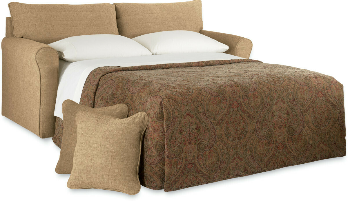 LEAH Full Sofa Bed - Memory Mattress