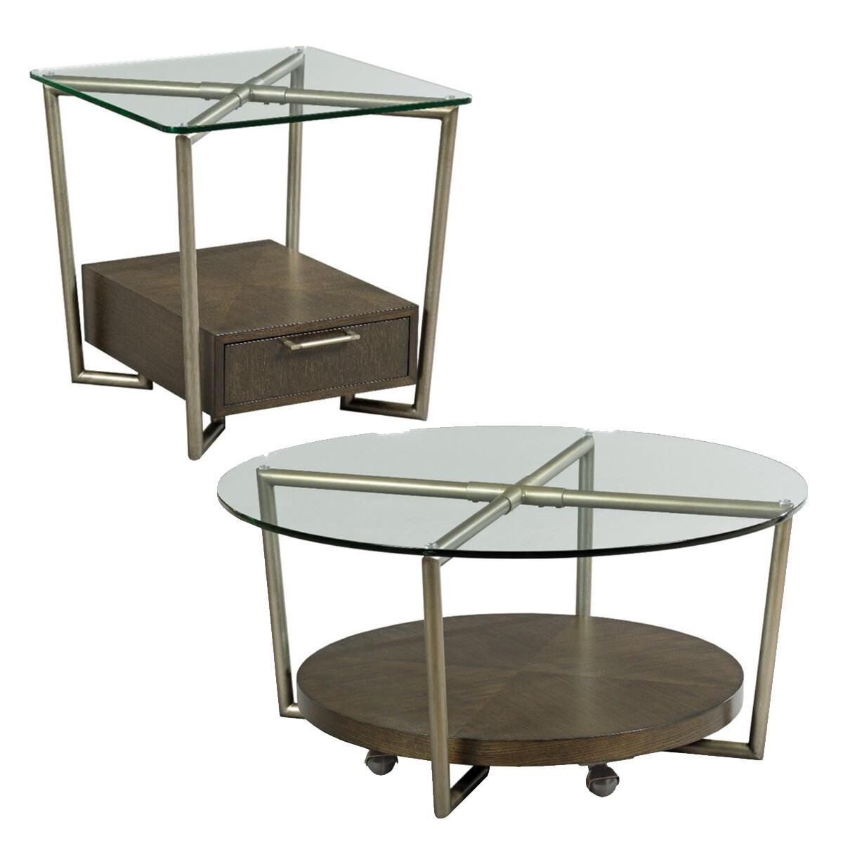ETON Side and Coffee Table