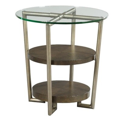 ETON Round Accent Table