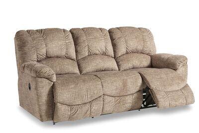 HAYES Fabric Reclining Sofa