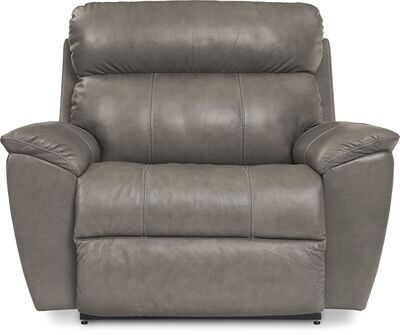 ROMAN Fabric Reclining Chair and a Half