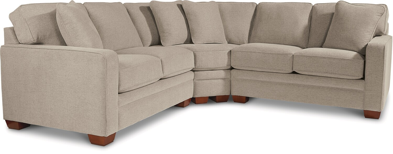 MEYER 3-piece Sectional