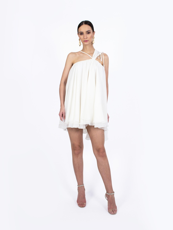 BABYDOLL COCKTAIL DRESS