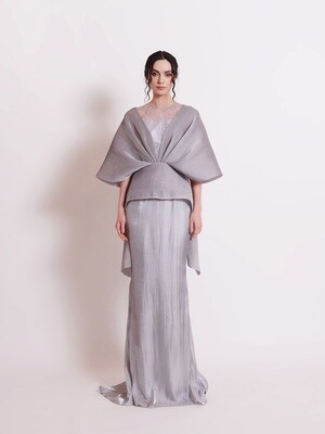 THE SCHA BUTTERFLY - SILVER