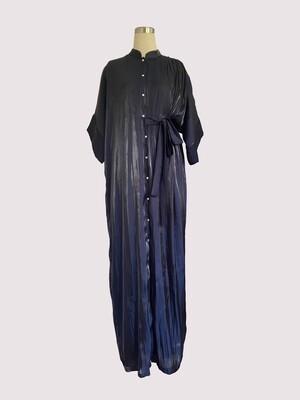 SIGNATURE SHIRT DRESS - MIDNIGHT BLUE