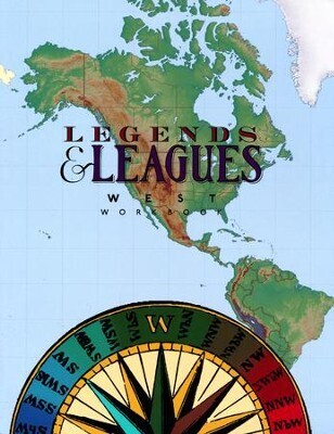 Legends & Leagues West Workbook