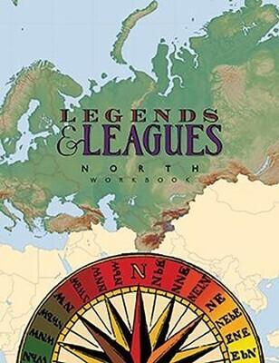 Legends & Leagues North Workbook