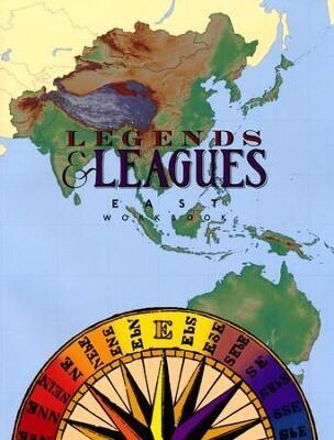 Legends & Leagues East Workbook