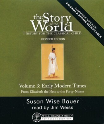 The Story of the World Vol. 3: Early Modern Times, Revised Edition (Audiobook)