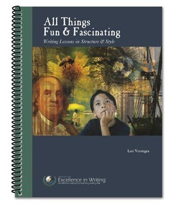IEW's All Things Fun & Fascinating Student Workbook (Digital Teacher Guide Included)