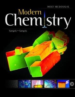 Modern Chemistry - USED