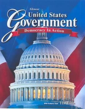 United States Government: Democracy in Action, Student Edition - USED