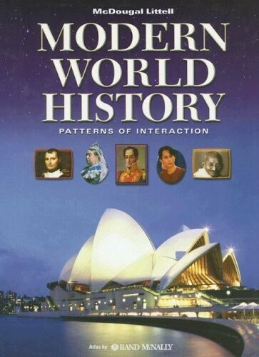 Modern World History: Patterns of Interaction - USED