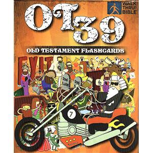OT & NT Flashcards