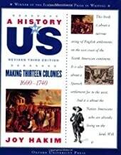 A History of US: Making Thirteen Colonies: 1600-1740 Vol. 2