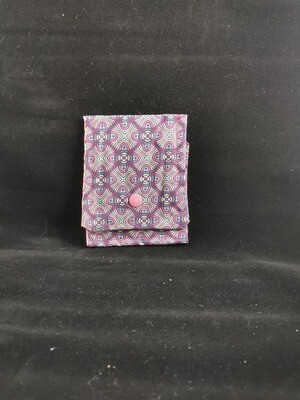 Pochette Psychédélique violet