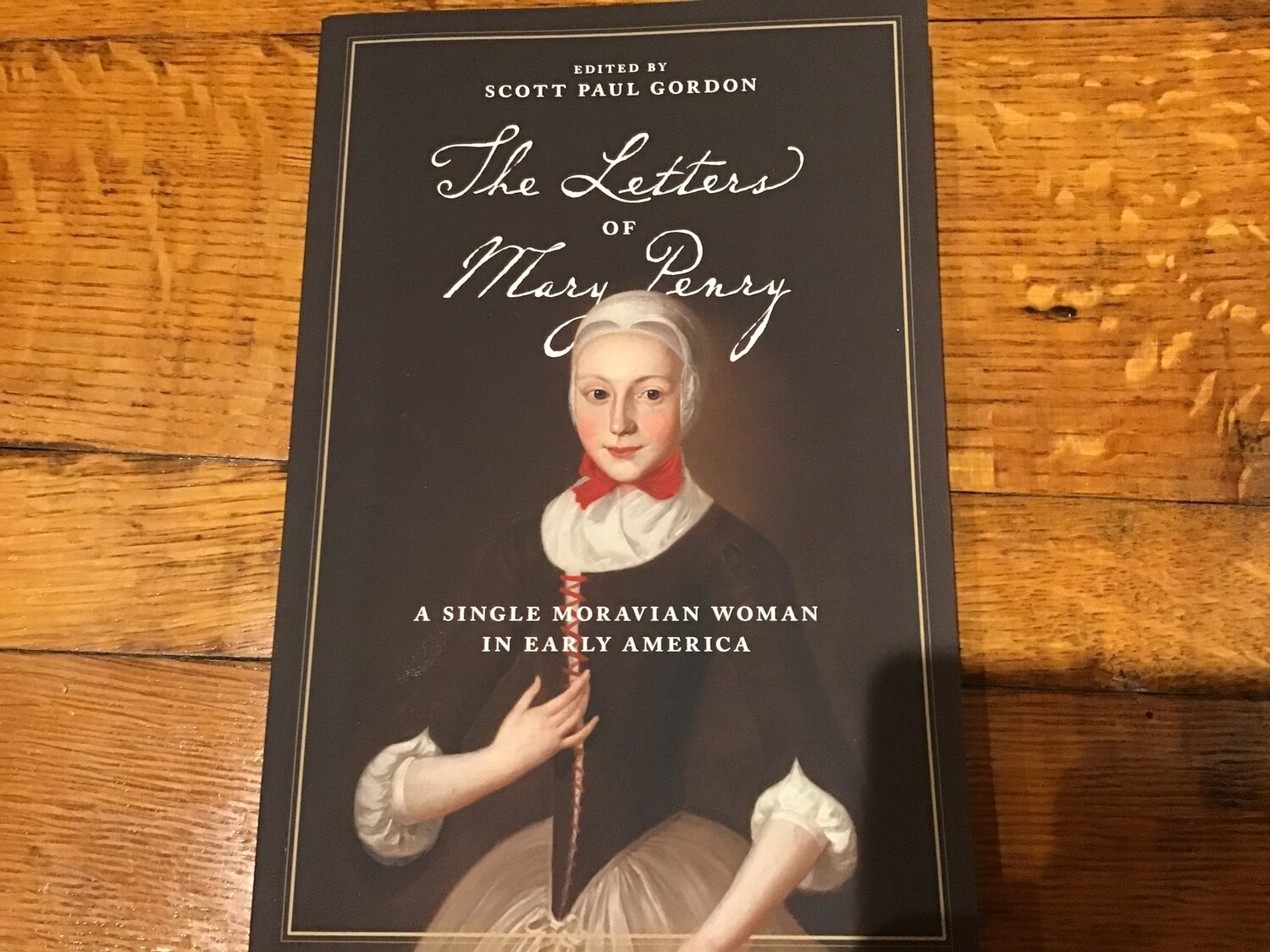 Paperback - The Letters of Mary Penry
