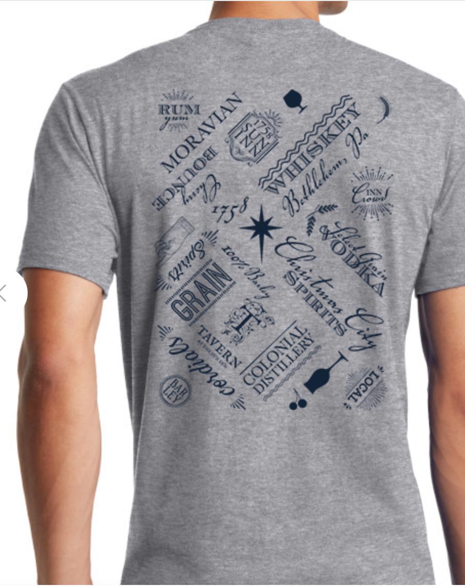Men's T-shirt (Grey)