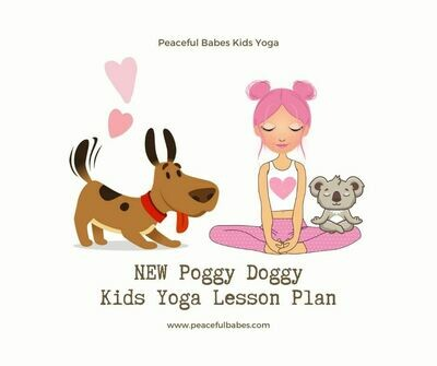 Poggy Doggy Lesson Plan