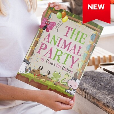 Animal Party Lesson Plan