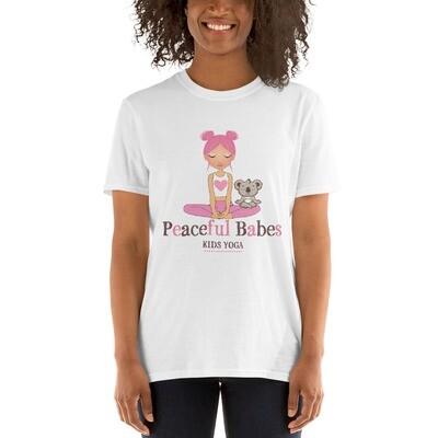 Peaceful Babes T-Shirt