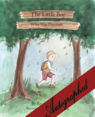 The Little Boy, Who Was Precious - Autographed