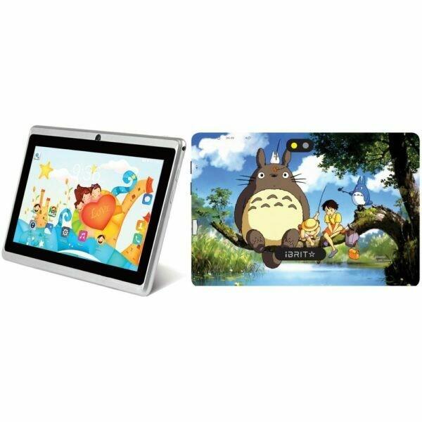 """IBRIT KIDS KX   7"""" Kids Tablet"""