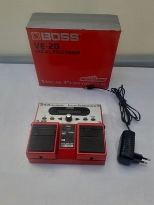 Boss VE-20 Vocal Per­former
