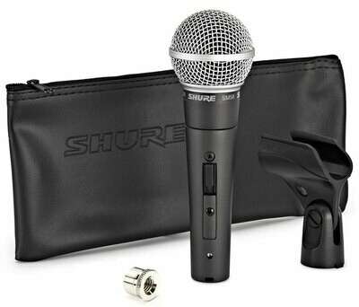 SHURE SM58 SE