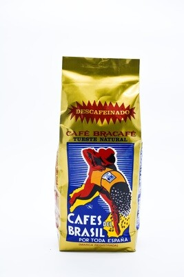 1 KG Café descafeinado natural 100% Arábica