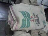 Saco vacío de cafés do Brasil