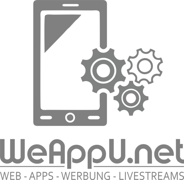 WeAppU - Onlineshop