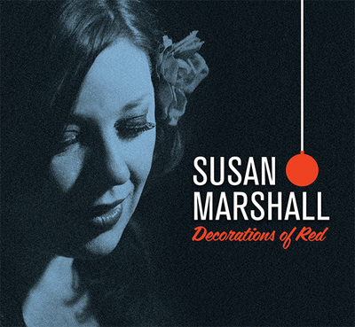 Susan Marshall - Decorations of Red CD