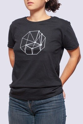 T-shirt Unisex Trame (Bianco, Nero, Verde)