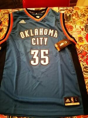 Canotta NBA Kevin Durant Oklahoma City Thunder Adidas