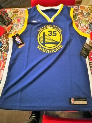 Canotta NBA Kevin Durant Golden State Warriors Nike - Icon Edition