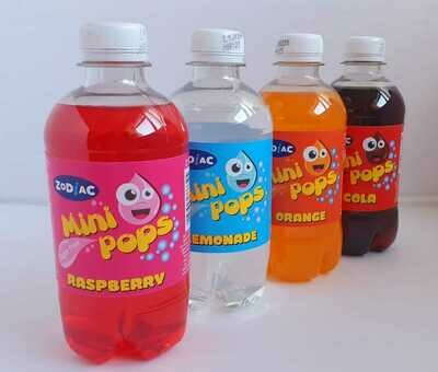 Mini Pops - Raspberry