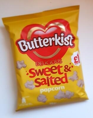 Butterkist Popcorn 76g