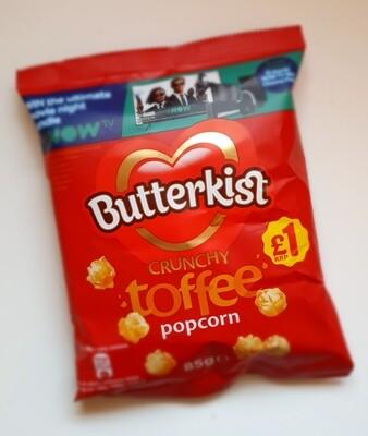 Butterkist Popcorn 85g