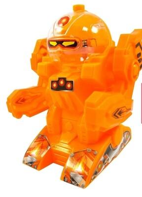 Crazy Candy Factory Super Robot Warriors - Orange
