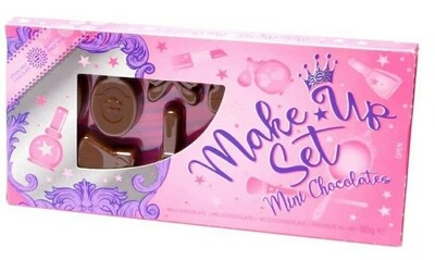 Mini Chocolate Make Up Set